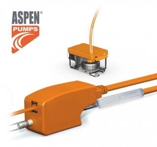 Aspen Mini Orange Silent+ 19dB